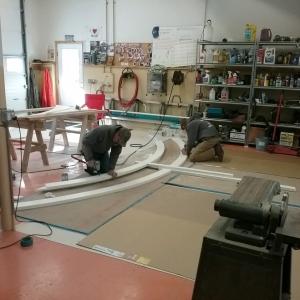 Custom Work in Progress